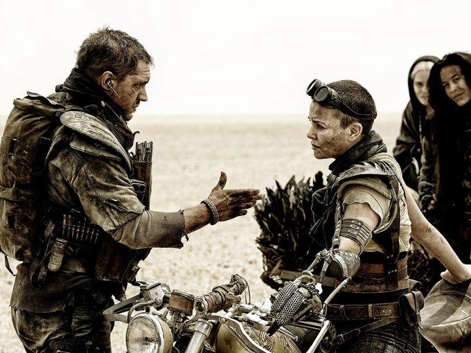 Maxi ja Furiosa koostöö. Foto: Mad Max ametlik Facebook.