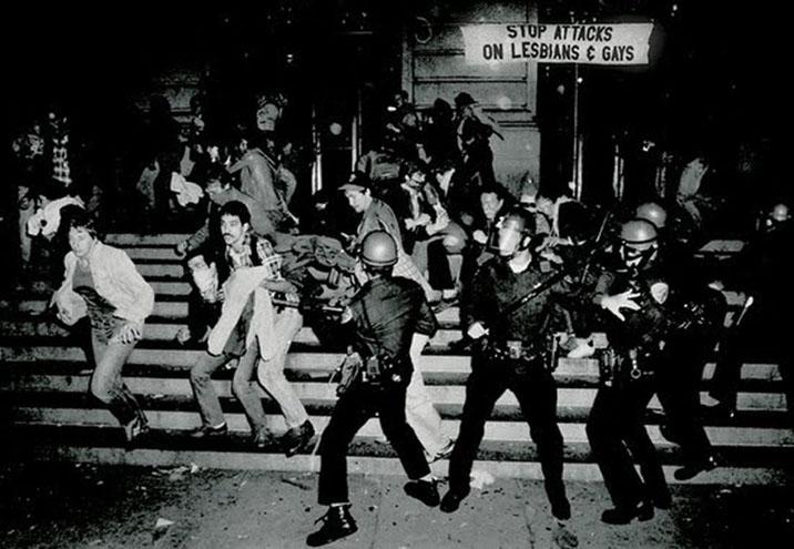 Stonewalli mäsu 28. juunil 1969