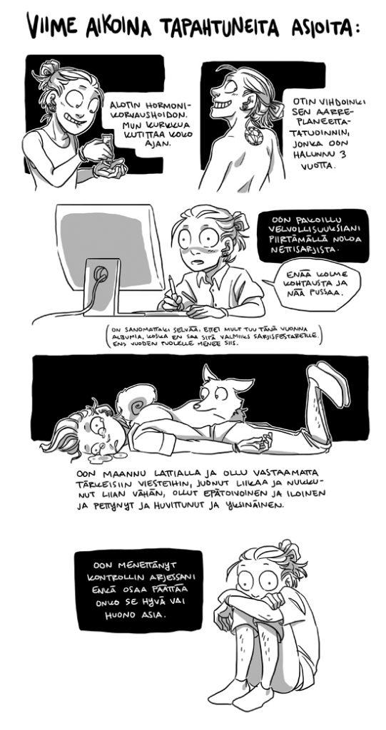 Kase- heaolu koomiks WolfKankare-050715