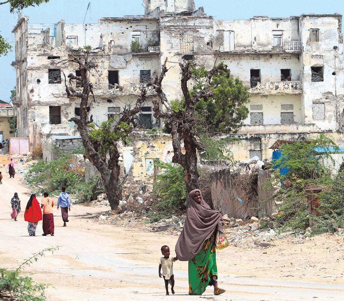 Sõda on Somaalias kestnud juba 25 aastat.