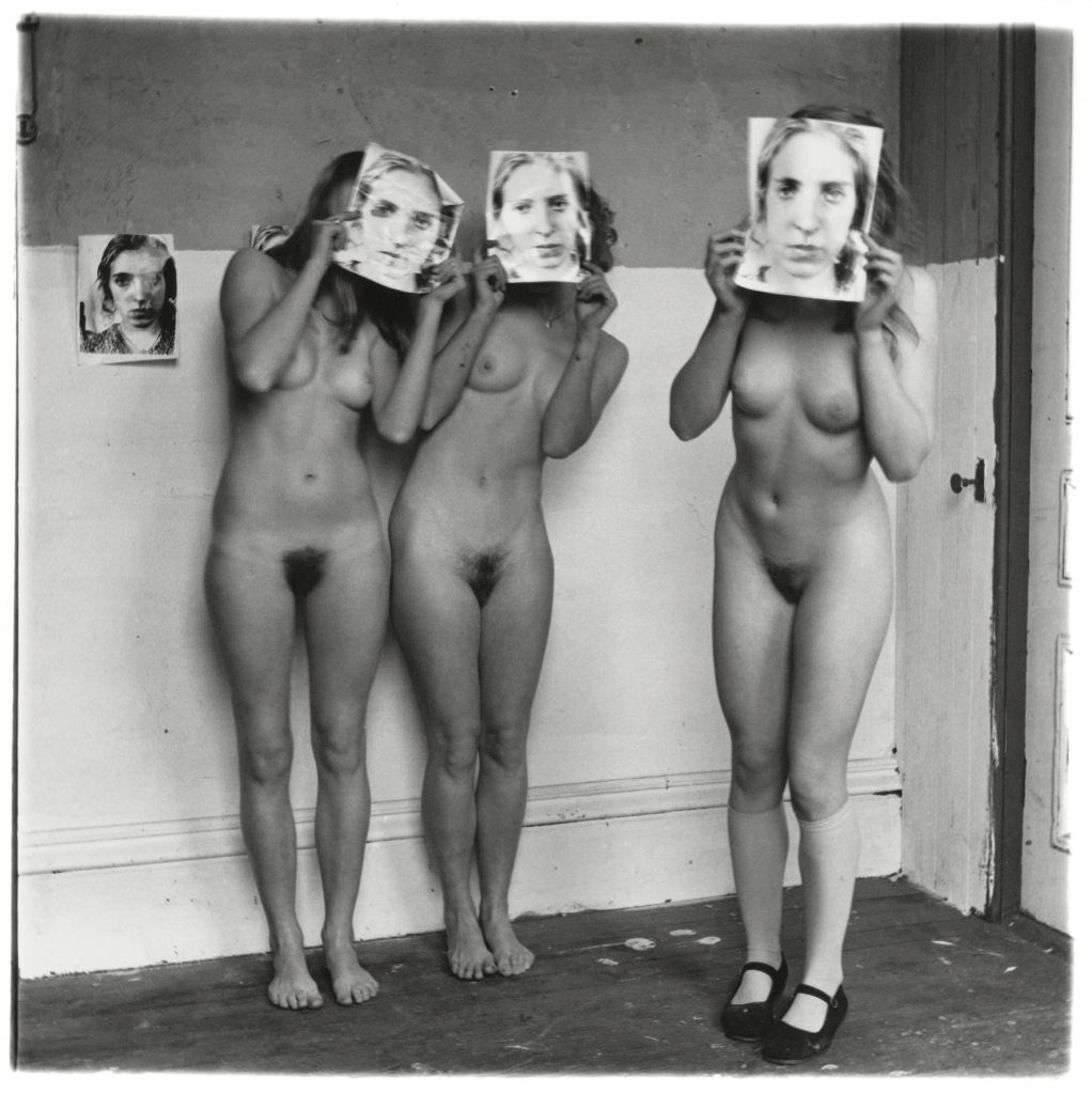 Francesca Woodman, About Being My Model, Providence, Rhode Island, 1976 © George and Betty Woodman