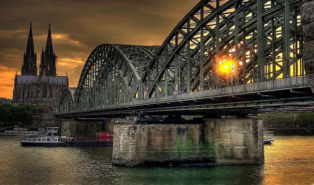 Turistivaade Kölnile / Thomas Depenbusch CC
